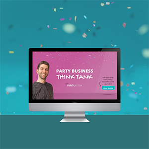 Join the Party Business Think Tank