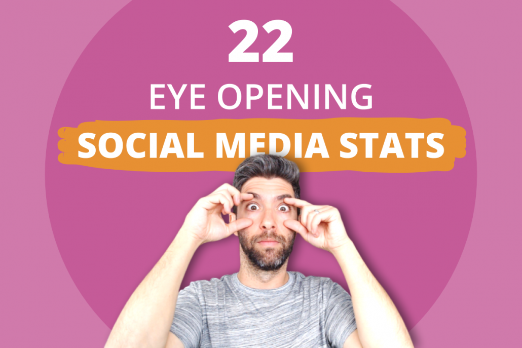Social Media Stats for Party Businesses
