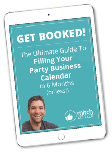 Free Guide to Getting Booked Solid in Less Than 6 Months
