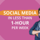 Social Media Planning in less than 1 hour