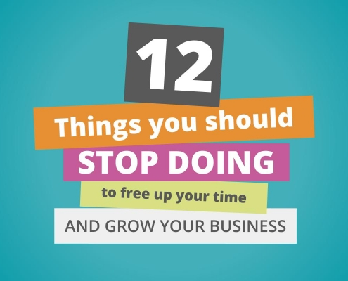 12 Things You Should Stop Doing
